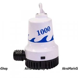 Трюмная помпа осушительная 2500GPH (150 л.мин) TMC Арт KMG110027