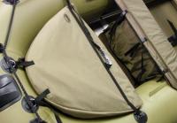 Носовая сумка (86*65*28 см) оливковая Баджер Арт Bdr