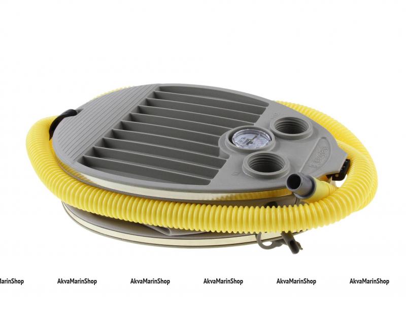 Ножной насос лягушка с манометром 6,5 литров Bravo 8M Арт Bdr 6090018