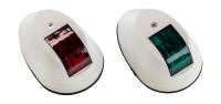 Огни ходовые белые (малые) красный и зеленый Easterner Арт Vdn C910041