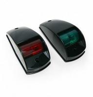 Огни ходовые красный и зеленый черный корпус Арт CMG 900004