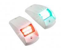 Огни ходовые светодиодные в белом корпусе Easterner C91002LED Арт CMG 900032