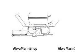 Опора для рулевого троса (А260) Mavimare Италия Арт KMG630014