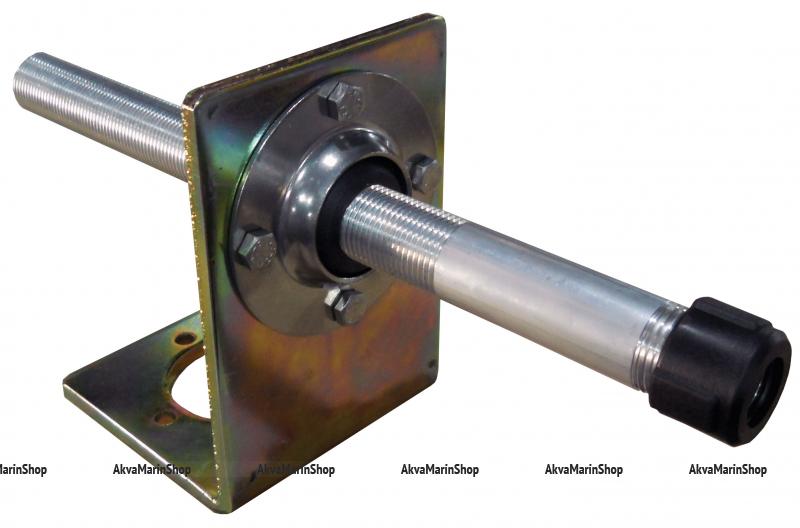 Опора для рулевого троса регулируемая с шарниром Multiflex Арт KMG630041