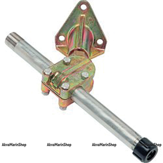 Опора рулевого троса с шарниром регулируемая Multiflex Арт KMG630042