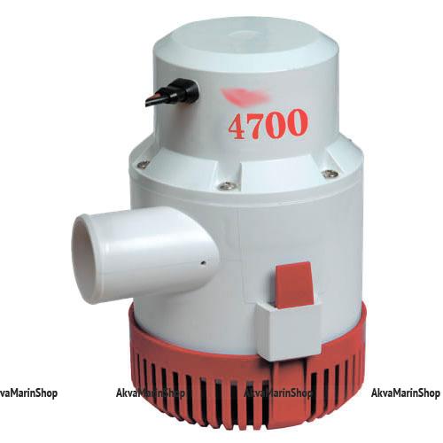 Осушительная помпа 4700GPH (352 л.мин) Арт KMG110039