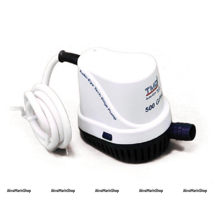 Осушительная помпа автоматическая со встроенным поплавковым выключателем TMC Арт KMG