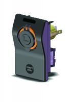 Панель прикуривателя брызгозащитная 12 или 24 Вольта, автоматический предохранитель на 15 Ампер Арт CMG 310085