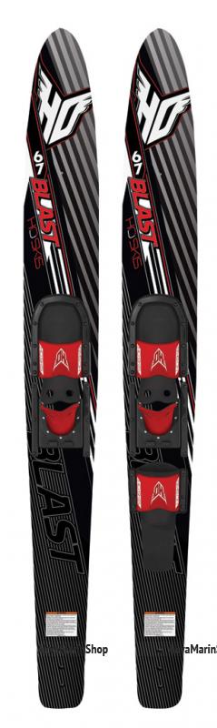 "Парные лыжи 59"" Blast Combo (подростковые) «H.O. Sports» Арт ММ10251458"