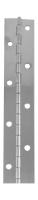 Петля рояльная 1820х38мм, нержавеющая Арт Vdn 006052