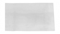 Подложка номера белая, ткань ПВХ, 1000х170 мм Арт Vdn