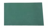 Подложка номера зеленая, ткань ПВХ, 1000х170 мм Арт Vdn