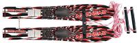 Подростковые водные лыжи 120 см AirHead Wide Body Trainer Skis Арт Bdr AHST-120