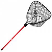 Подсачник рыболовный с сеткой из прочной эластичной резины, ручка длиной 91 см Арт Bdr GR-102