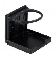 Подстаканник складной,черный Арт Vdn 55090