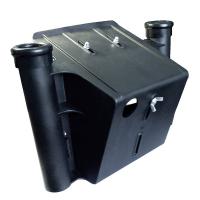 Столик для эхолота с держателями удилищ и полочкой для аккумулятора пластиковая на лик трос Арт Ptr