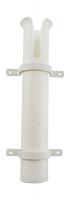 Подставка под удочку белая с кронштейнами в комплекте Арт VdnCFRH702W