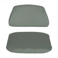 Подушки для сидений типа Турист белого цвета Арт CMG 710185