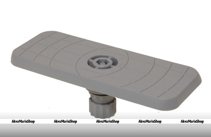 Поворотная площадка для эхолота из высокопрочного пластика 164х68х68 мм Арт Borika Ss223