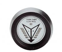 Прибор контроля наклона транцевых плит белый Bennett Арт CMG614004