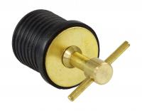 Пробка сливная 22-25 мм Т-образная Арт Vdn 15610
