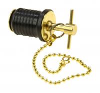 Пробка сливная (Т-образная) с цепочкой Арт Vdn 2560418300