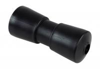 Ролик подкильный 200 мм черный ПВХ Easterner Арт VDN C11319B
