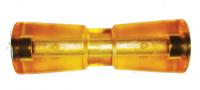 Ролик подкильный из ПВХ 200 мм с втулкой Арт CMG210191