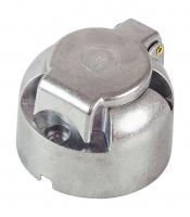 Розетка для прицепа металлическая 7 контактов Арт Vdn 87806