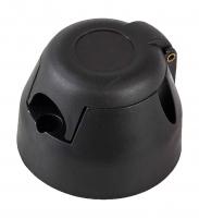 Розетка для прицепа пластиковая 7 контактов Арт Vdn JTC02