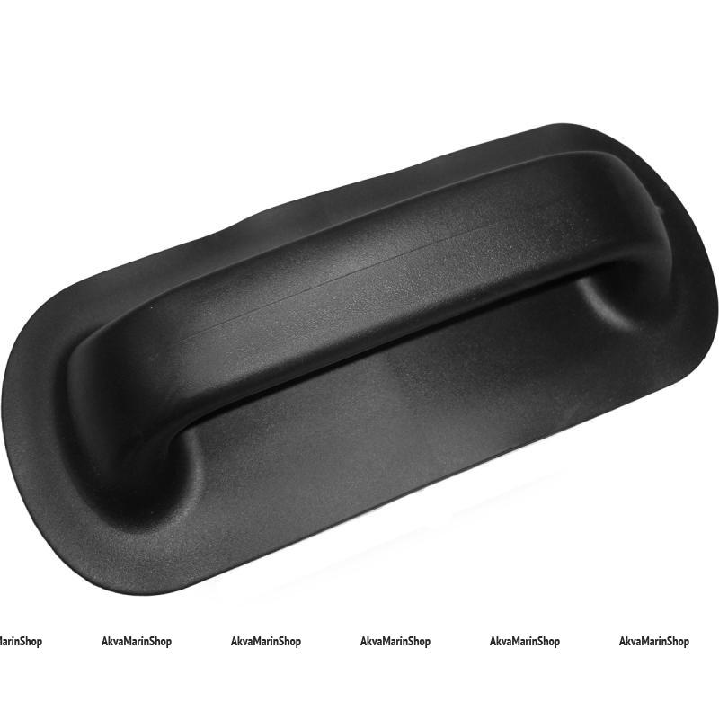 Ручка лодочная малая черная Арт Flc
