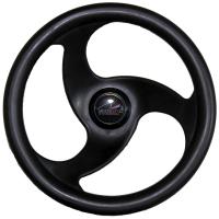 Рулевое колесо 280 мм из ударопрочного термопластика Multiflex Арт CMG
