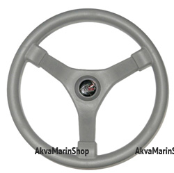 Рулевое колесо 350 мм для лодки, Multiflex Арт KMG