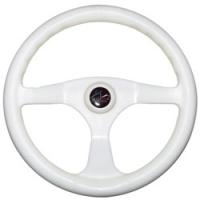 Рулевое колесо трёхспицевое 350 мм Multiflex Арт CMG613024