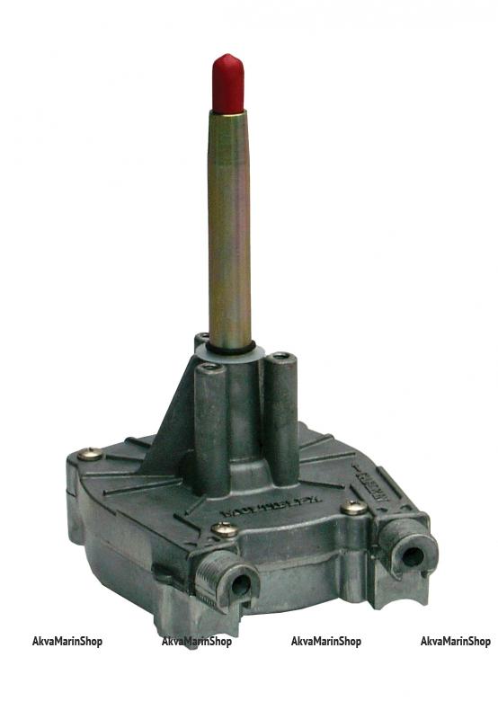 Рулевой редуктор в металлическом корпусе для подвесных лодочных моторов мощностью до 150 л.с. под трос Big-T Multiflex Арт KMG611007
