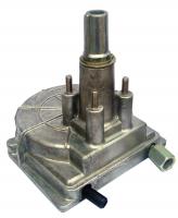 Рулевой редуктор в металлическом корпусе Multiflex, до 55 л/с (аналог T-67) с белой накладкой, под трос M-58 Арт KMG 611019