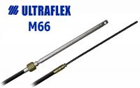 Рулевой трос M-66 для подвесных лодочных моторов мощностью до 300 л/с ULTRAFLEX, Италия Арт Tm