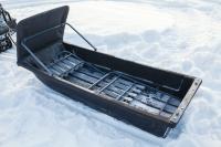 Сани для мотобуксировщика в сборе со складными сидениями 1800*700*260 мм Арт Tnr