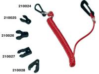 Шнур аварийной остановки (чека) для мотора Mariner-Suzuki-Jonson Арт CMG 210025