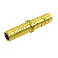 Штуцер топливный для соединения топливного шланга 10 мм (3/8), латунный Арт Tm C33213