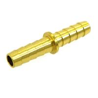 Штуцер топливный для соединения топливного шланга 8 мм (5/16), латунный Арт Tm C33213