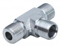 Штуцер-тройник для гидравлического цилиндра MULTIFLEX Арт CMG611030