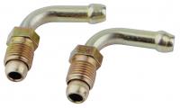 Штуцеры угловые 8 мм для топливного фильтра Арт CMG 410132