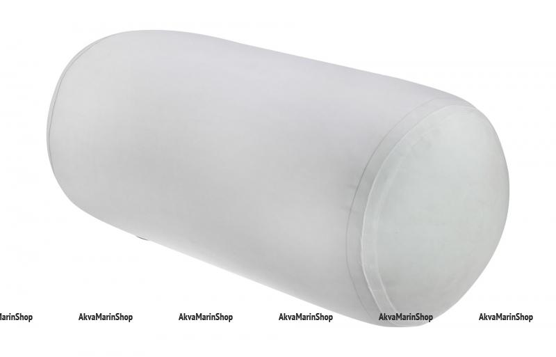 Сиденье надувное пуфик для лодки 350-390 см, белое Арт Vdn SSCLG20071