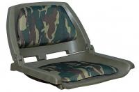 Сиденье с тканевыми подушками камуфляж Арт MM10253851