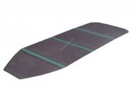 Слань из водостойкой фанеры для лодки ПВХ 230*81 см, толщина 6,5 мм Арт Flc