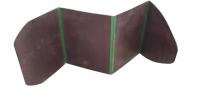 Слань из водостойкой фанеры для лодки ПВХ 240*75 см, толщина 6,5 мм Арт Flc