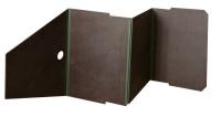 Слань из водостойкой фанеры для лодки ПВХ 242*83 см, толщина 9 мм Арт Flc