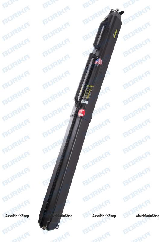 Тубус на колесиках для перевозки лыж сноуборда оружия удочек SPORTUBE Series 1 дляАрт BS 11BKSWEZ-4