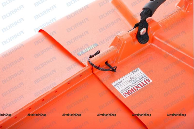 Чехол для горных лыж на колёсах SPORTUBE Series 3 Арт BS 31BRDBLZEZ-2